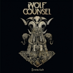 Wolf Counsel - Ironclad (CD/LP)